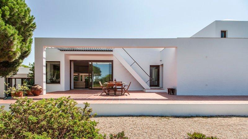 Casais da Azoia Villa Sleeps 16 with Pool - 5680784, casa vacanza a Aldeia do Meco