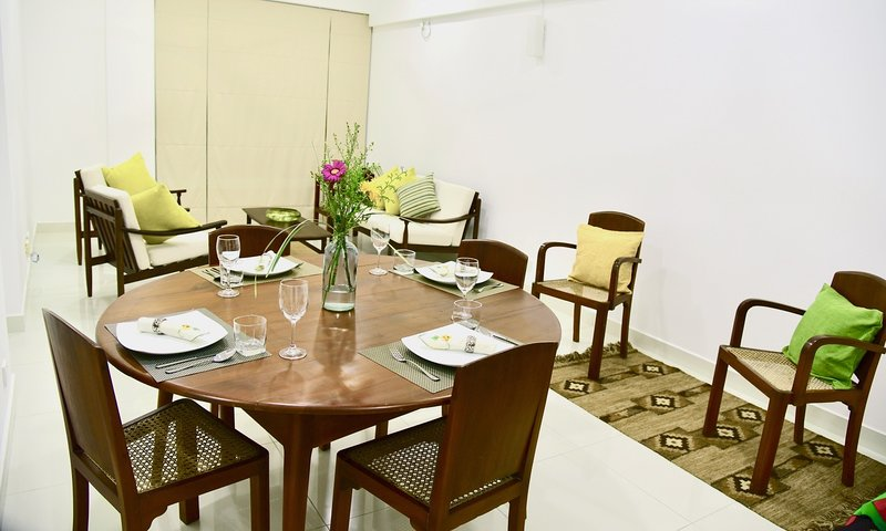 Apartment by the Sea, alquiler vacacional en Ratmalana
