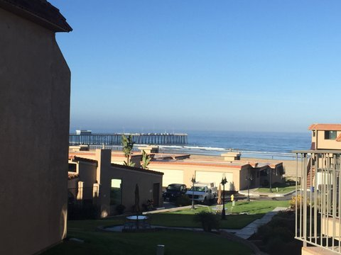 110 Pismo Shores-View From Master Bedroom
