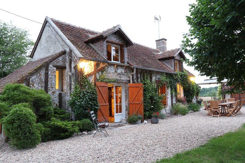 Gite Le MONTILLON proche Chambord, Zoo Beauval, Cheverny, Chateaux de la Loire, holiday rental in Mur-de-Sologne