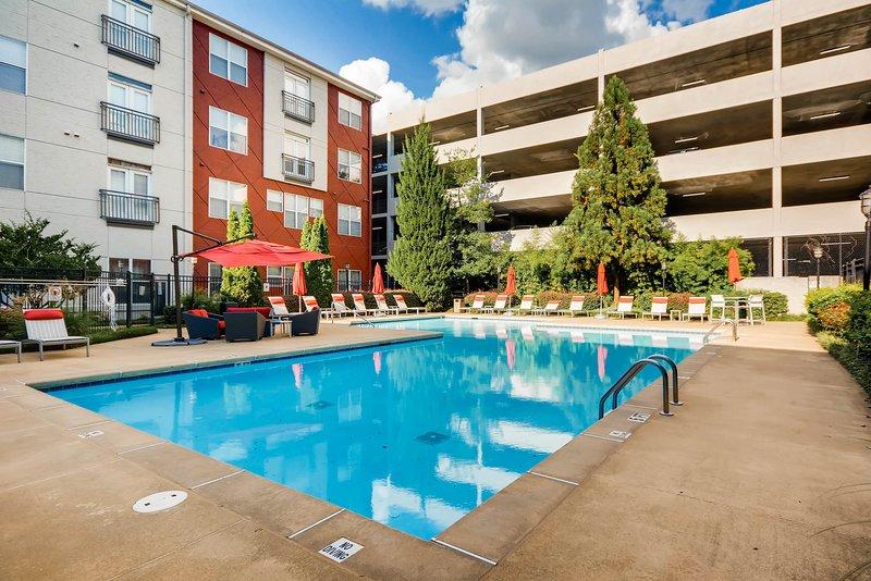 ATL.CV 1116 - Deluxe Apartment One Bedroom 4 pax CV 1116, holiday rental in Atlanta