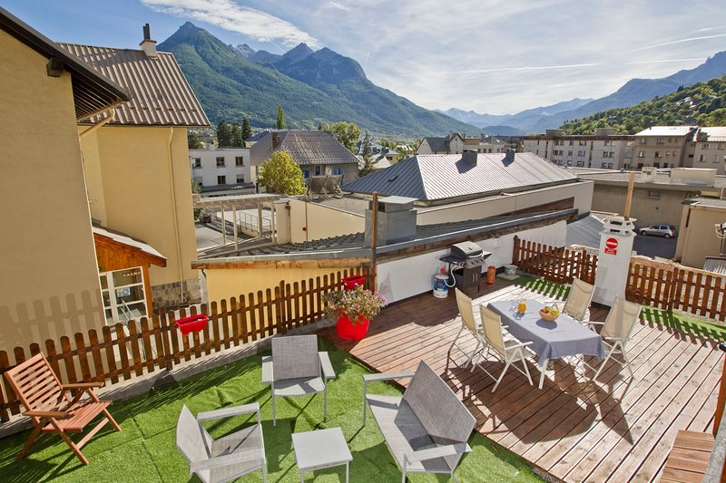 Apartment Maia Briancon, holiday rental in Briançon