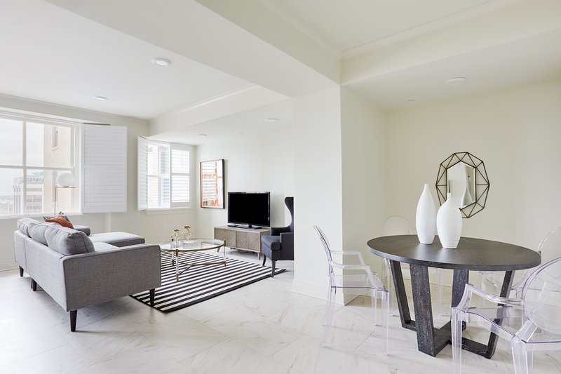 Sonder | Canal Street | Classic 2BR + Rooftop Has Wi-Fi and Internet