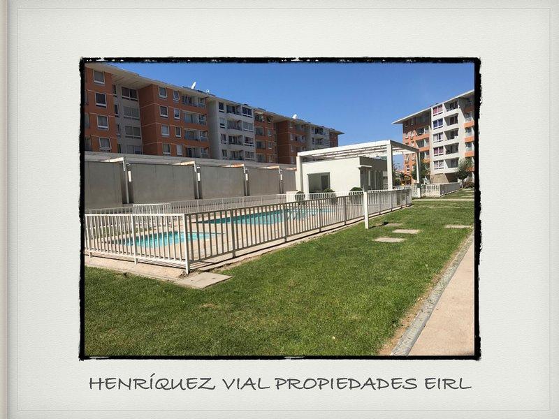 Henríquez Vial Propiedades en Barrio Puerta del Mar, location de vacances à La Serena