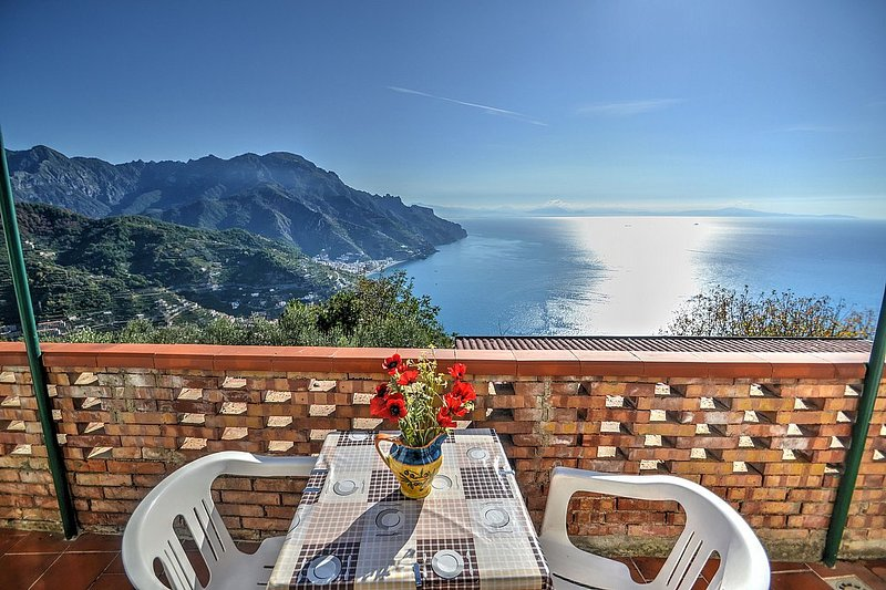 Villa Giannino A, alquiler de vacaciones en Ravello