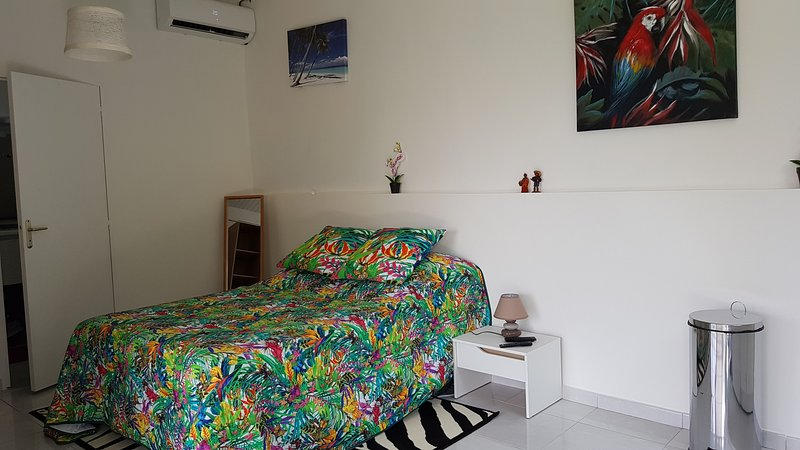 Studio dans les Caraibes, holiday rental in Le Carbet