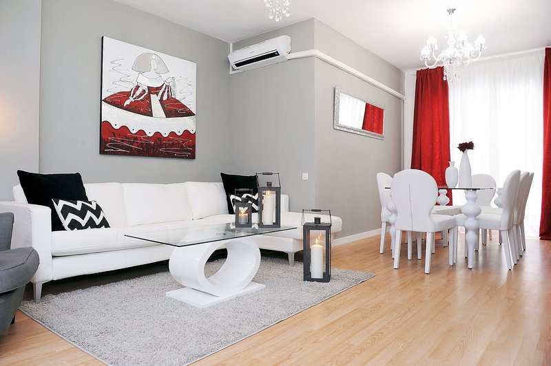 Amazing city center apartment, vacation rental in Barcelona