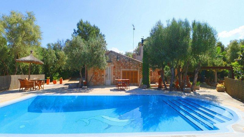 Finca Marlena, vacation rental in Campos