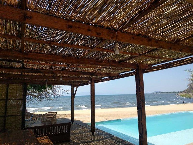 Conforzi Lake House, holiday rental in Mangochi