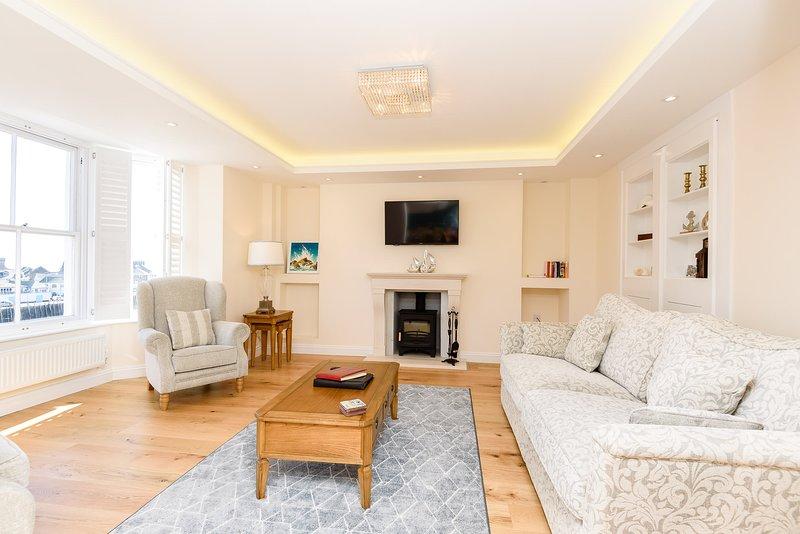 Leichte und komfortable Lounge