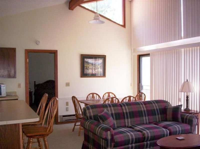 Living Room and Dining area