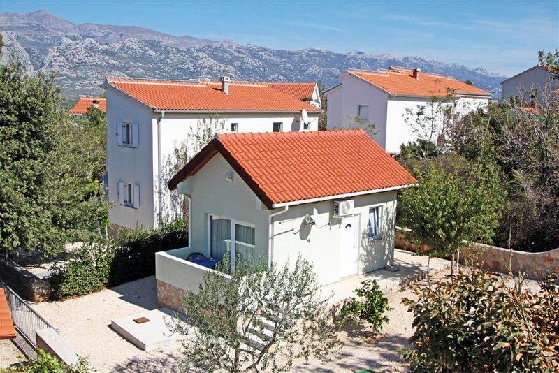 One bedroom house Vinjerac, Zadar (K-9689), casa vacanza a Vinjerac