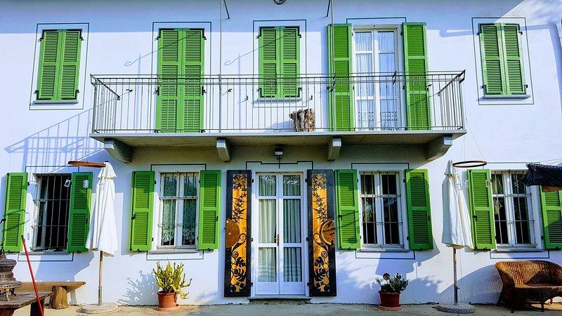 La Casa di Yorik, vacation rental in Cantarana