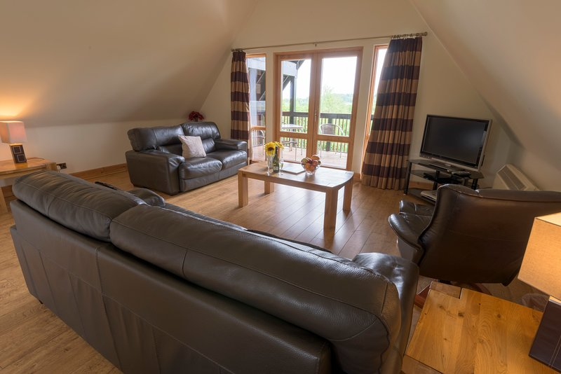 Glen Lyon Lodge, holiday rental in Carmyllie