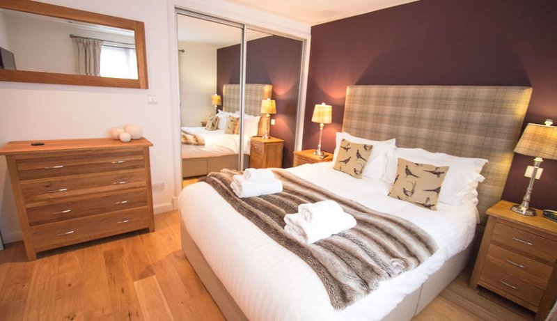 Taymouth Marina-Beinn Bhreac, holiday rental in Fearnan