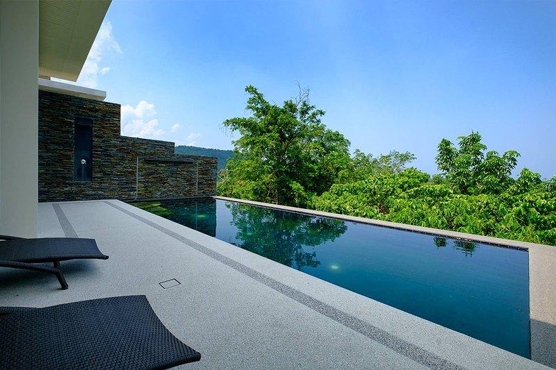 Exclusive 2br Pool Villa 2 Min To Naithon Beach, vakantiewoning in Nai Thon