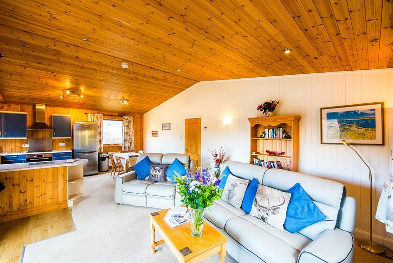 Raven chalet, holiday rental in Tyndrum