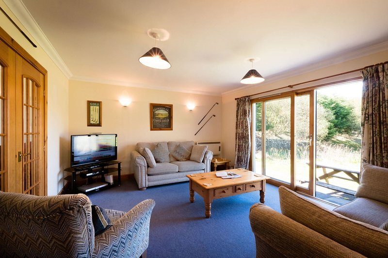 Stob Binnein Cottage, holiday rental in Tyndrum