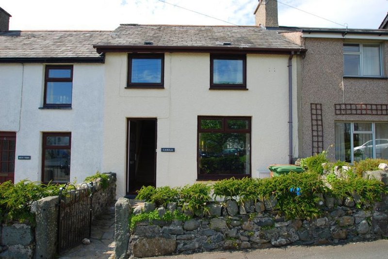 Casula Cottage, holiday rental in Criccieth