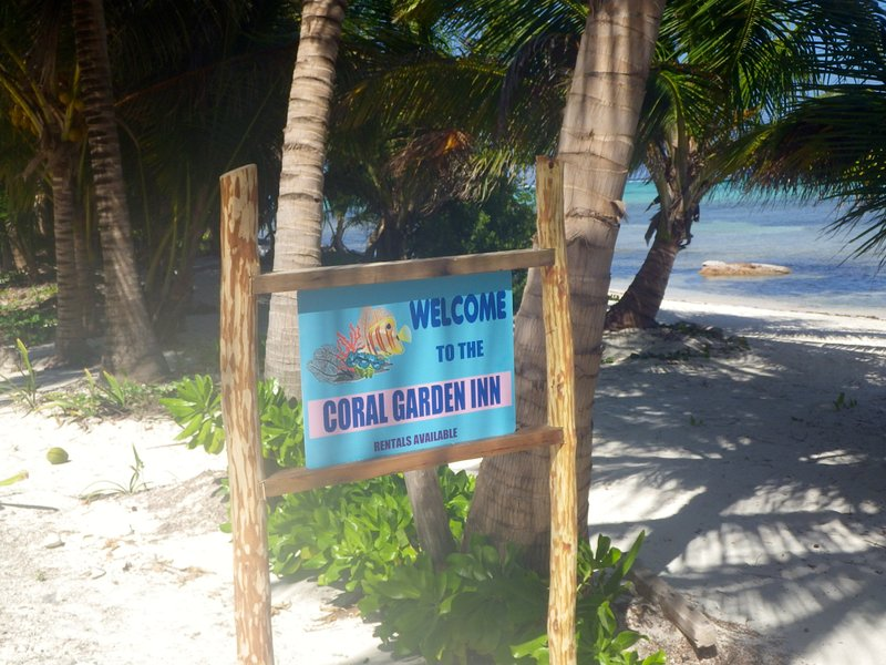 Bienvenido a Coral Garden Inn
