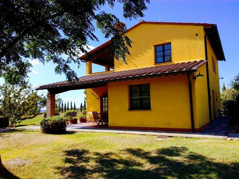 Apartment Papavero, holiday rental in Villamagna