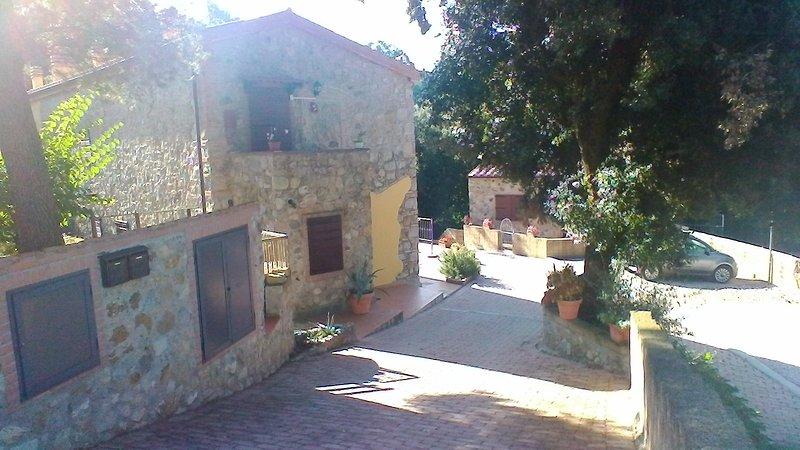 Appartamento in Antico Borgo Le Querce, holiday rental in Orciano Pisano