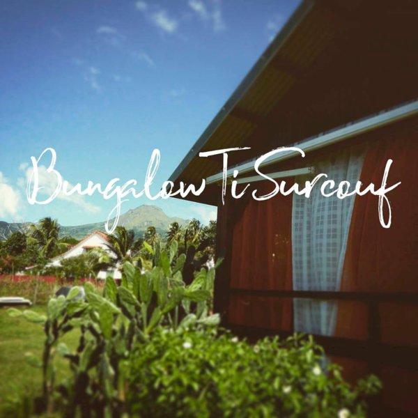 Gîte Ti Surcouf - Bungalow, holiday rental in Le Precheur
