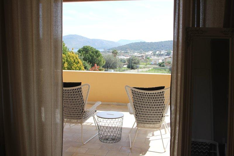 Lida Garden Loft, holiday rental in Palaia Fokaia