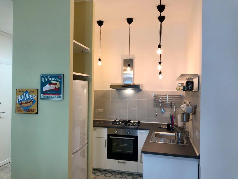 Azzurromare Flat apartment, location de vacances à Lido di Castel Fusano