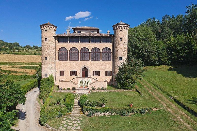 Castello dei Bastioni Castello dei Bastioni, holiday rental in Anghiari
