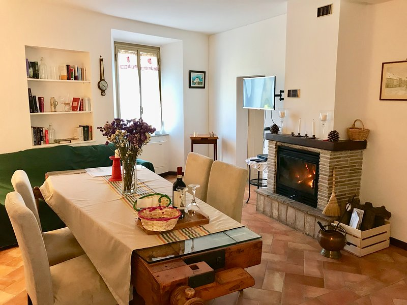 Renaissance Boutique House, vacation rental in Caprarola