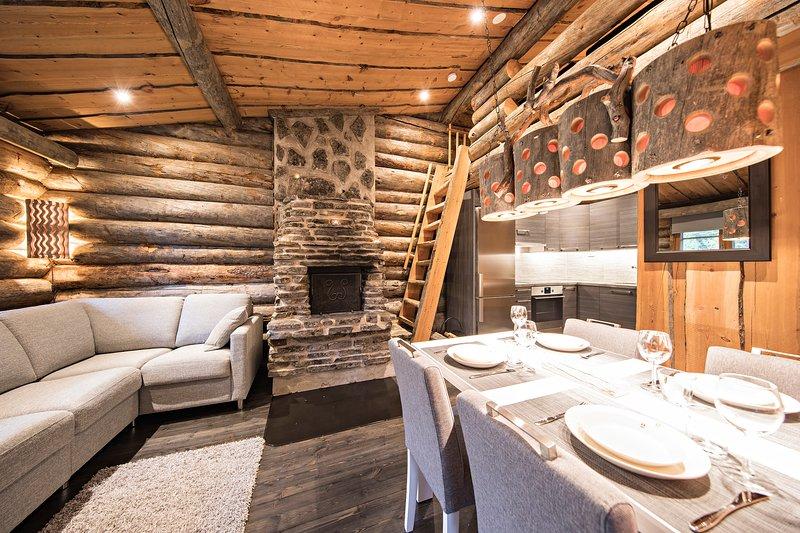 UnelmaKelo, location de vacances à Vallioniemi