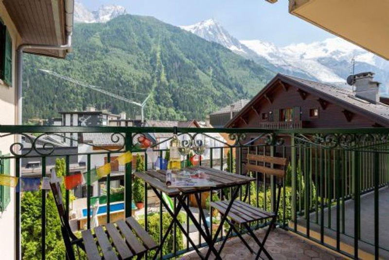 Snow White Studio 2 Chalet in Chamonix