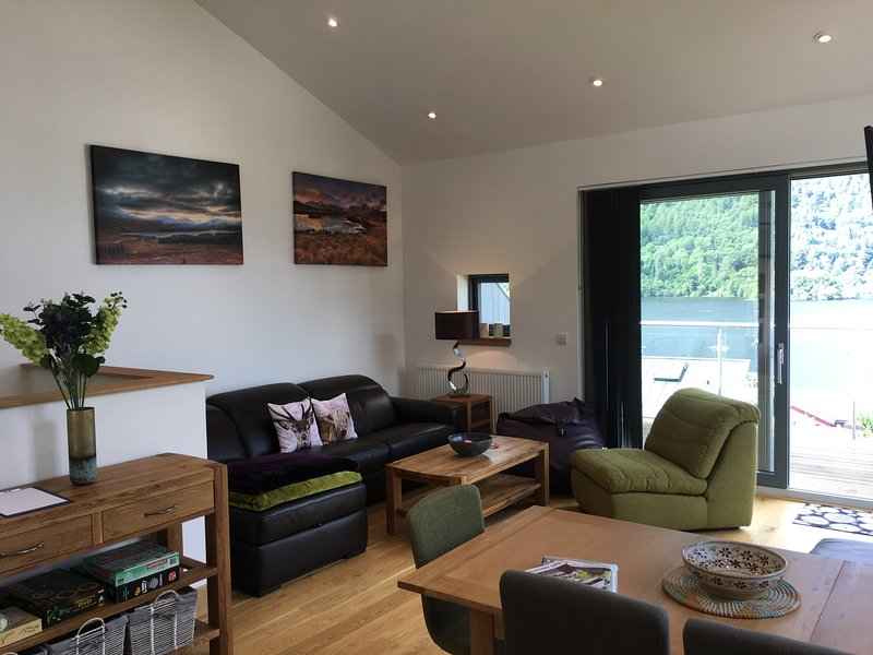 Taymouth Marina -7 Lawers View, holiday rental in Fearnan