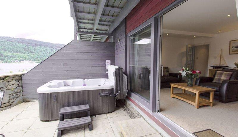 Taymouth Marina  - Ben Hope, Ferienwohnung in Kenmore
