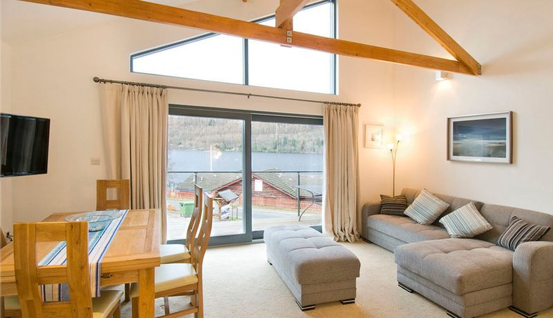 Taymouth Marina - Ben Nevis, Ferienwohnung in Kenmore