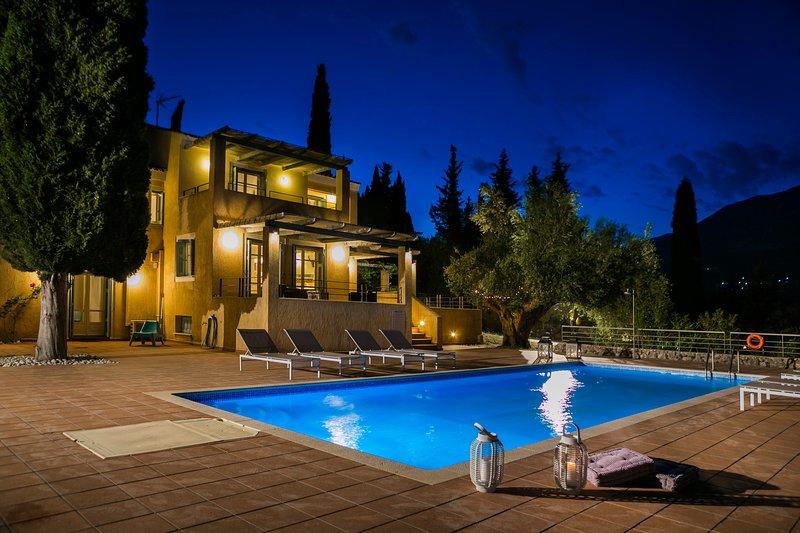 Phivos Villa, vacation rental in Divarata