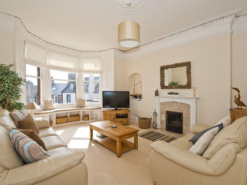 Glenbay -Charming 3-Bed Apartment in North Berwick, holiday rental in Whitekirk