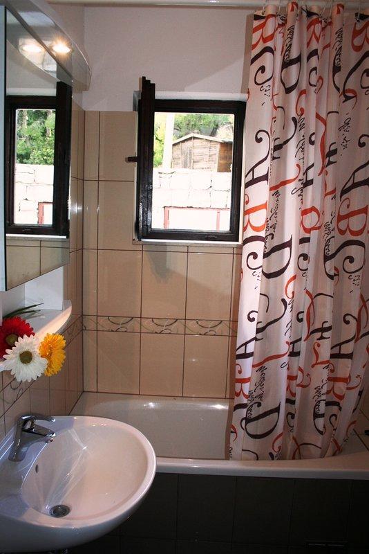 Bathroom -upper floor