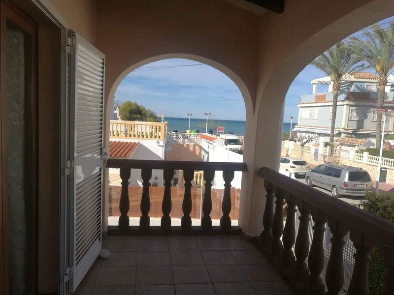 Beautiful apt with sea view – semesterbostad i El Verger