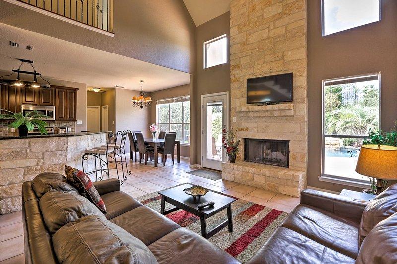 Profitez d'une escapade relaxante au Texas dans cette superbe location de vacances de 4BR, 2.5BA!