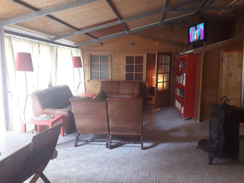 Flow Villa, Santiago do Cacem, Setubal, vacation rental in Sines