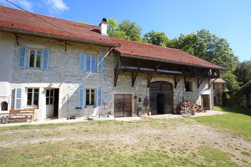 Chambre d'hôtes des deux lacs, vacation rental in Saint-Bois