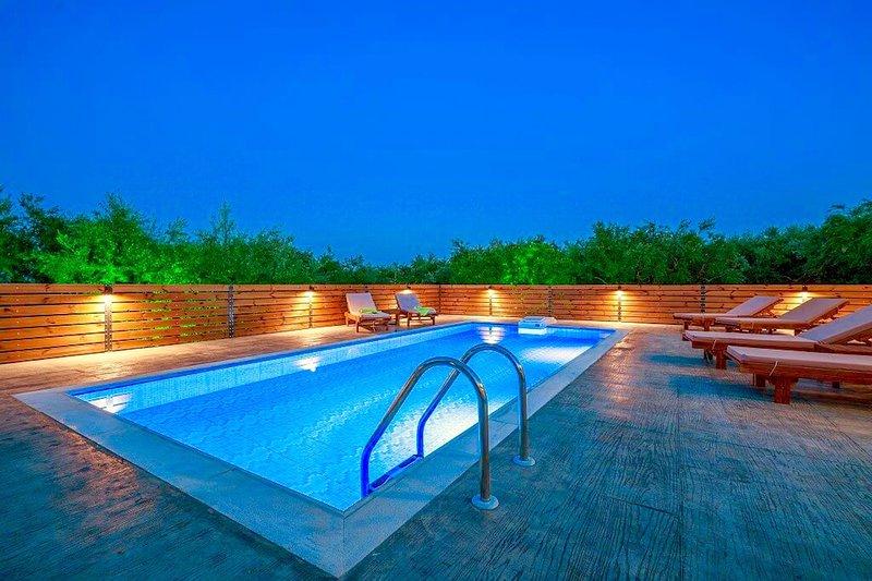 Villa Eudora, holiday rental in Agia Marina