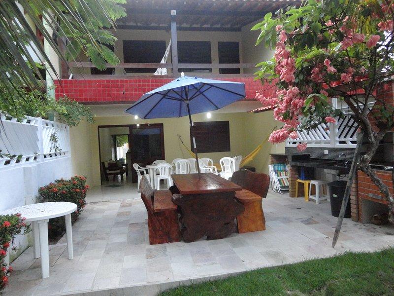 Casa Praia dos Carneiros - Tamandaré - Pernambuco, vacation rental in Praia dos Carneiros