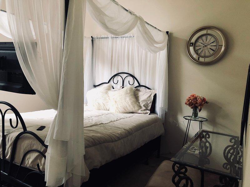 Beautiful Brightly lit bedroom in Kirkland area., location de vacances à Kirkland