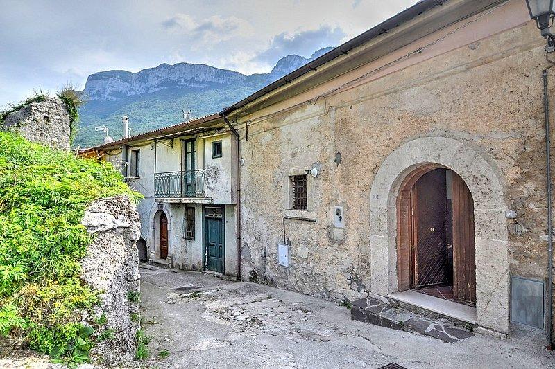 Casa Candia, vakantiewoning in Contursi Terme