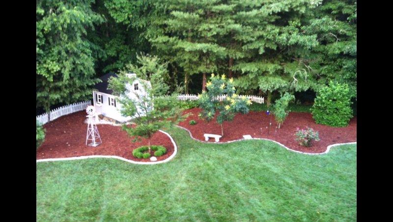 Jardins quintal