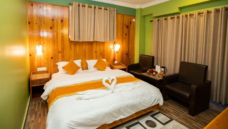 Hotel Visitors Inn P. Ltd. - 14, holiday rental in Pokhara