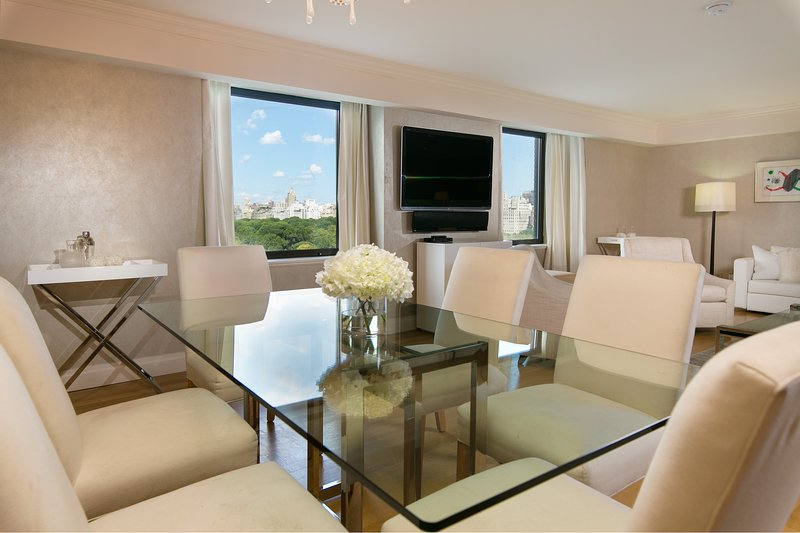 Luxe Central Park South Appartement met 2 Slaapkamers